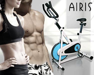 Bicicleta Spinning Airis | Exercício sem Sair de Casa