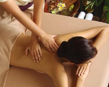 Massagem Terapêutica às Costas | Guimarães