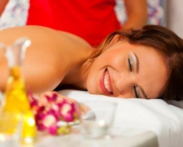 Massagem Relax & Oásis de Aromas 50min | Estoril