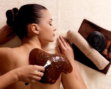 Ritual Spa com Exfoliação + Envolvimento Chocolate + Hidratação