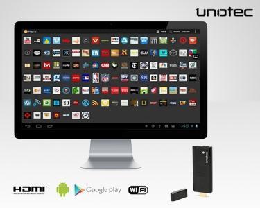 Converte a tua TV em Android TV Dual Core 4.1