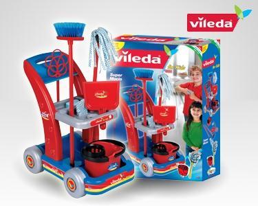 Kit Limpeza para Crianças | Vileda