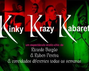 KINKY KRAZY KABARET - Comédia Musical