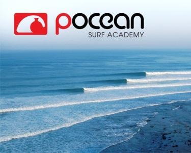 Pocean Surf Academy Presents... Aula de Surf a Dois