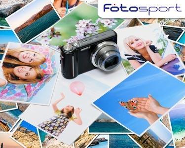 Impressão de 50 ou 100 Fotos - Em 12 Lojas Fotosport por Todo o País