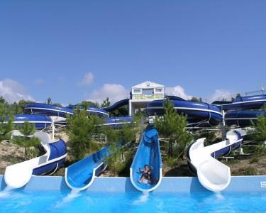 Parque Aquático Norpark - Diversão a Dois   Nazaré