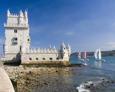 Passeio de barco no Tejo | Doca de Belém - Cristo Rei