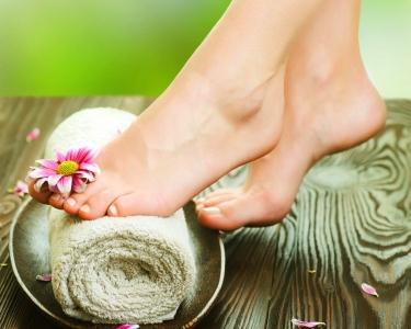 Pedicure Spa Beauty | Exfoliação & Parafina