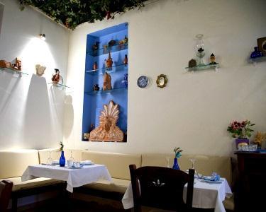 Jantar Grego a Dois no Porto