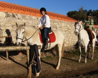 Passeio Romântico a Cavalo | 1 Hora