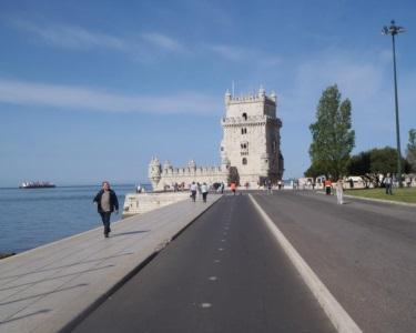 Lisboa de Bicicleta com Guia | As Zonas Ribeirinhas