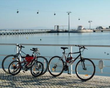 Lisbon by Bike | Aventura Total pelas Zonas Ribeirinhas