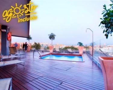 Hotel 4 * em Sevilha + Opção Bilhete Ilha Mágica