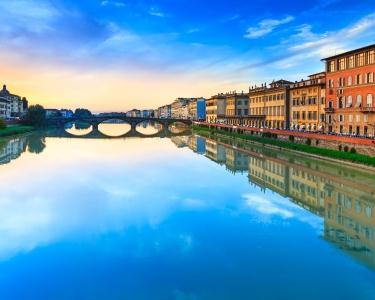Florença   Junho a Agosto - 3 a 5 Noites no H. Palazzo Ricasoli