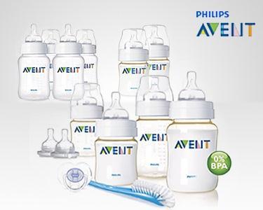 Cabaz Philips Avent à escolha | Todo o Cuidado para o seu Bebé