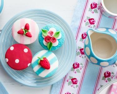 Workshop de Cupcakes | 4h Coloridas