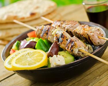 Jantar Romântico na Grécia