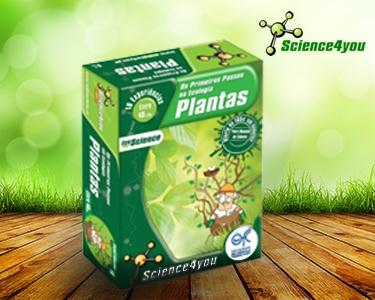 Jogo Ecologia - Plantas e Sementes - Science4you