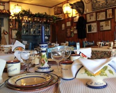 Jantar à Moda Alentejana no Zé Varunca