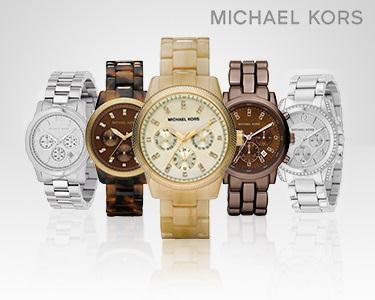Relógios Michael Kors® - Estilo&Glamour