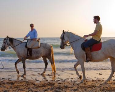 Sul de Espanha - 4 ou 6 Nts c/ Passeios a Cavalo na Praia