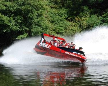Jet Boat Mission - Pura Adrenalina para 2 Pessoas