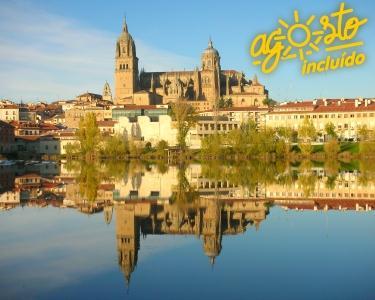 Verão em Espanha | 4, 5 ou 7 Noites em Salamanca