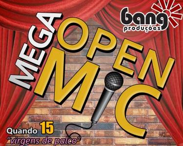 Mega Open-Mic Comedy | Villaret