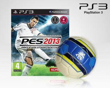 Pro Evolution Soccer 2013 | PS3 + Bola Futebol Exclusiva