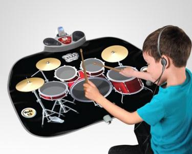 Tapete Musical Bateria