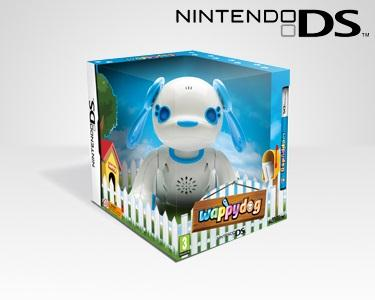 Wappy Dog - Nintendo DS 1