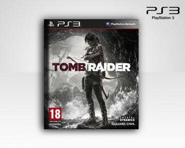 Jogo TOMB RAIDER para PS3