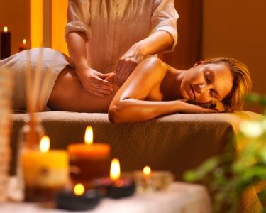 Massagem Segredo das Velas - Premium