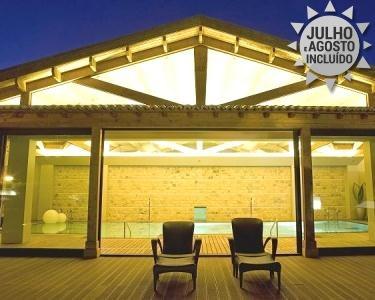 Hotel Lusitano 4* | 1 a 5 Noites de Verão com Jantar & Spa no Ribatejo