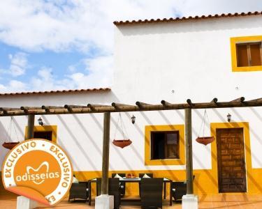 Monte da Coutada Noite+Workshop de Paelha+Jantar - Exclusivo Odisseias