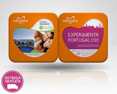 Fugas & Romance + Experimenta Portugal