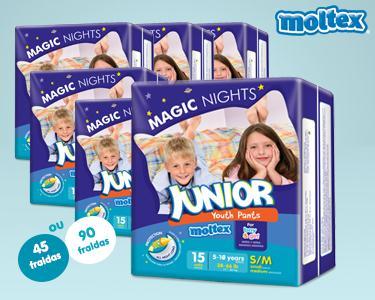 45 ou 90 Moltex Magic Nigths T3 | 17-30KG