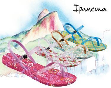 Sand��lias Ipanema - Escolha a sua preferida