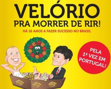 Velório Pra Morrer de Rir - Teatro Villaret