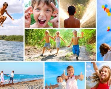 Campo de Férias - Em contacto com a Natureza   A partir dos 5 anos