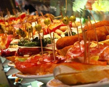 Jantar à Espanhola | Tapas & Bebidas em Gaia
