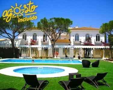 Huelva - 3 a 7 Noites de Romance no Hotel Albaida Nature