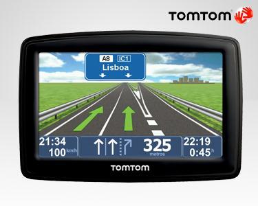GPS TomTom XL v4 Iberia