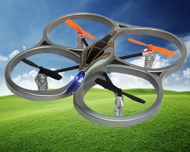 Tango Drone |  Giróscopio com Luz Led