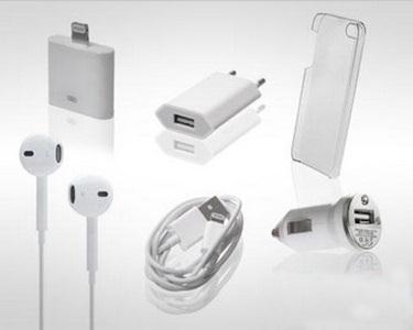 Pack Total para iPhone 5 c/ 7 Acessórios