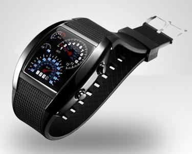 Relógio Desportivo LED