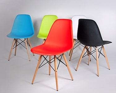Cadeira Tower Wood   Design em Sua Casa