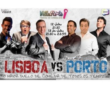Lisboa Vs. Porto - Um Duelo sem igual