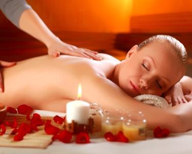 Massagem Relaxamento a 4 mãos & Ritual chá