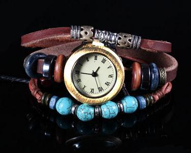 Relógio Vintage Style Fashion